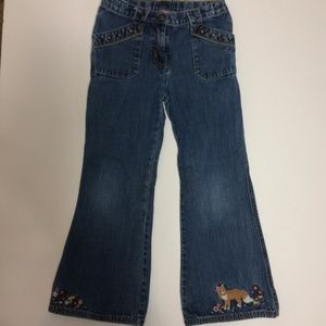 Gymboree Jeans Girls Size 7